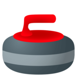 Curling Stone on JoyPixels 4.0