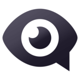 Eye in Speech Bubble on JoyPixels 4.0