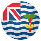 Flag: British Indian Ocean Territory on JoyPixels 4.0