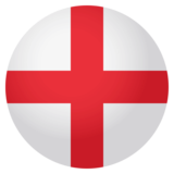 Flag: England on JoyPixels 4.0