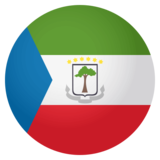 Flag: Equatorial Guinea on JoyPixels 4.0