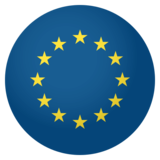 Flag: European Union on JoyPixels 4.0