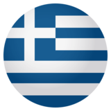 Flag: Greece on JoyPixels 4.0