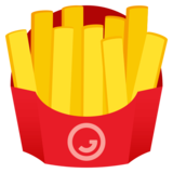 French Fries on JoyPixels 4.0