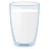 Glass of Milk on JoyPixels 4.0