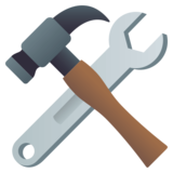 Hammer and Wrench on JoyPixels 4.0