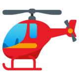 Helicopter on JoyPixels 4.0
