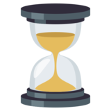 Hourglass Not Done on JoyPixels 4.0