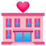 Love Hotel on JoyPixels 4.0