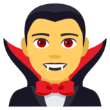 Man Vampire on EmojiOne 4.0