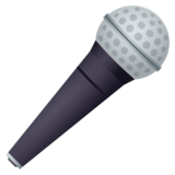 Microphone on JoyPixels 4.0