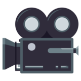 Movie Camera on JoyPixels 4.0