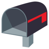 Open Mailbox with Lowered Flag on JoyPixels 4.0