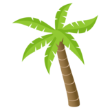 Palm Tree on JoyPixels 4.0
