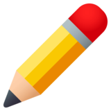 Pencil on JoyPixels 4.0