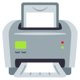 Printer on JoyPixels 4.0