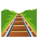 Railway Track on JoyPixels 4.0