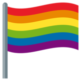 Rainbow Flag on JoyPixels 4.0