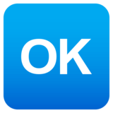 OK Button on JoyPixels 4.0