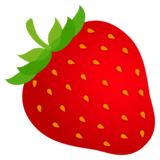 Strawberry on JoyPixels 4.0