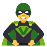 Supervillain on EmojiOne 4.0