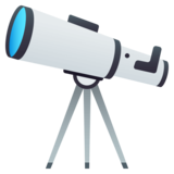 Telescope on JoyPixels 4.0