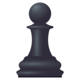Chess Pawn on JoyPixels 4.5