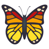 Butterfly on JoyPixels 4.5