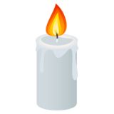 Candle on JoyPixels 4.5