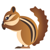 Chipmunk on JoyPixels 4.5