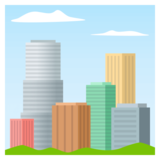 Cityscape on JoyPixels 4.5