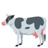 Cow on JoyPixels 4.5