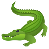 Crocodile on JoyPixels 4.5