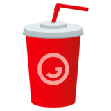 Cup With Straw on JoyPixels 4.5