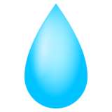 Droplet on JoyPixels 4.5