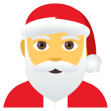 Santa Claus on JoyPixels 4.5