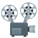 Film Projector on JoyPixels 4.5
