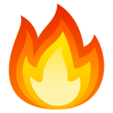Fire on JoyPixels 4.5