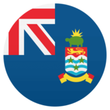 Flag: Cayman Islands on JoyPixels 4.5