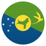 Flag: Christmas Island on JoyPixels 4.5