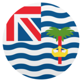 Flag: Diego Garcia on JoyPixels 4.5