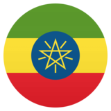 Flag: Ethiopia on JoyPixels 4.5