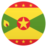Flag: Grenada on JoyPixels 4.5