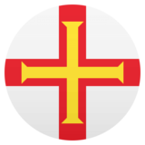 Flag: Guernsey on JoyPixels 4.5