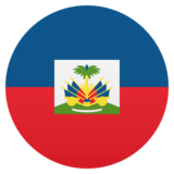 Flag: Haiti on JoyPixels 4.5