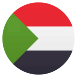 Flag: Sudan on JoyPixels 4.5