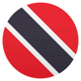 Flag: Trinidad & Tobago on JoyPixels 4.5