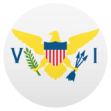 Flag: U.S. Virgin Islands on JoyPixels 4.5