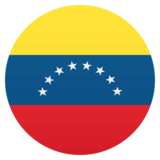 Flag: Venezuela on JoyPixels 4.5