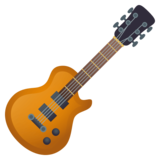 Guitar on JoyPixels 4.5